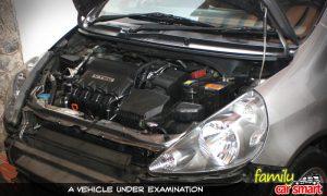 car-examined