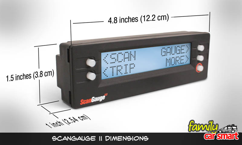 scangauge dimensions