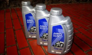 aisin oil featured image